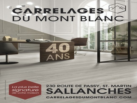 CARRELAGES DU MONT BLANC- 2018